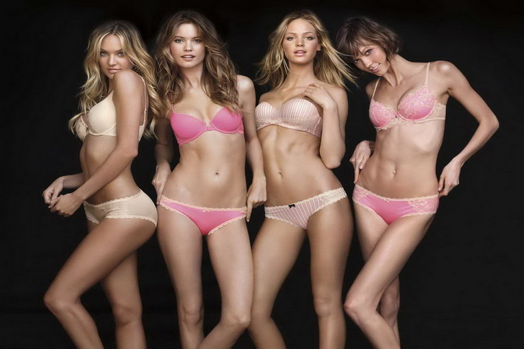 Gli angeli di Victoria's Secret