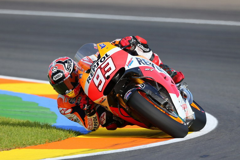 Honda RC213V - World Champion Marc Marquez