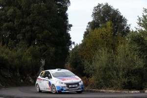 Europeo Rally – Stephane Lefedvre su Peugeot sul tetto d'Europa