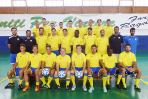 Futsal – Juniores, ottavo posto per l'Isola all'esordio