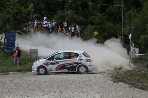 Campionato italiano rally – Max Giannini al via del Rally 2 valli
