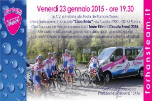 Triathlon – Riparte la stagione del Forhans Team