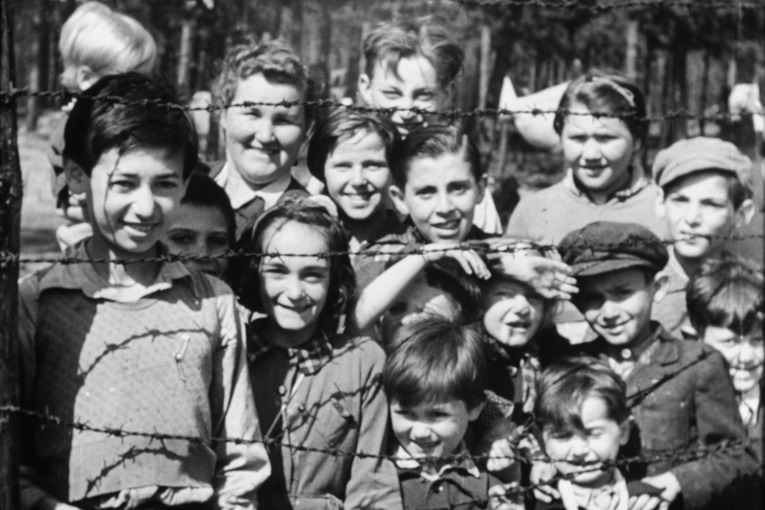 GERMAN_CONCENTRATION_CAMPS_still_children_barbedwire