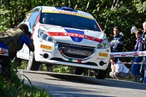Peugeot Rally Junior Team, è l'ora di Tassone e Michi