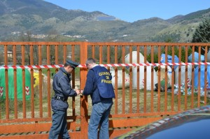 Frosinone – Sequestrate tre discariche abusive