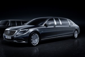 Mercedes-Maybach Pullman (VV 222) 2015