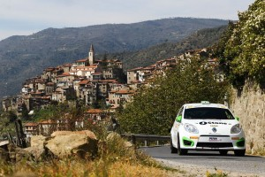 Italiano Rally – Pisani e Jolly Racing Team sul podio nel Trofeo Twingo
