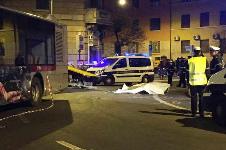 Incidente Piazza Istria