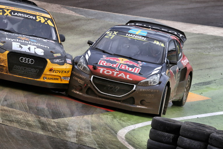 FIA WORLD RALLYCROSS CHAMPIONSHIP 2015 - HOCKENHEIM- GERMANY  WRX-30/04/2015 TO 03/05/2015 - PHOTO :  @World