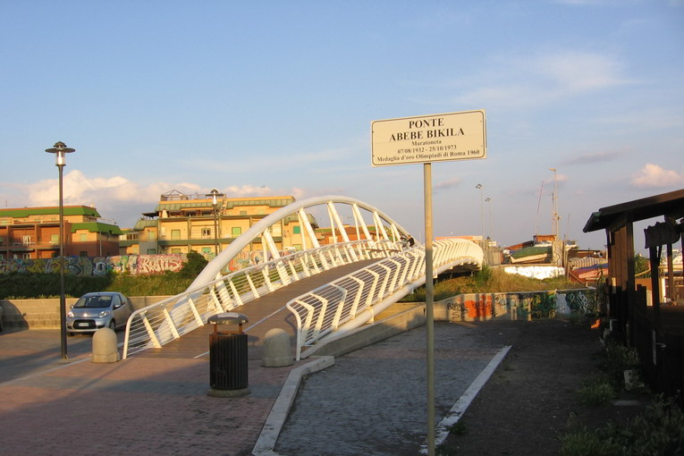 Abebe_Bikila_Bridge_in_Ladispoli