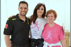 Race of the Cure, 6omila presenze al Circo Massimo per la lotta ai tumori