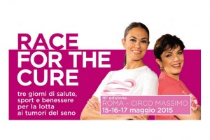 Circo Massimo – Torna Race for the Cure, di corsa contro il cancro