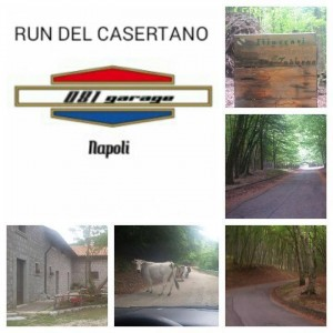 "Il ""Run Casertano"" dello 081 Garage"