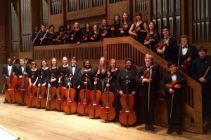 Frascati – Arriva la famosa Spartanburg High School Orchestra