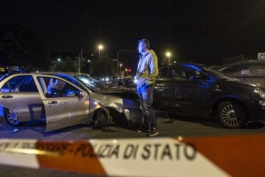 Roma – Fermati i due presunti killer dell'incidente di Via Mattia Battistini