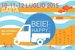 Gaeta – Be(e) Happy Fest Summer Edition, arrivano le apette