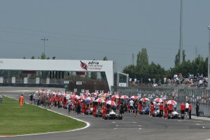 All'Adria International Raceway in scena i campionati italiani targati ACI Sport