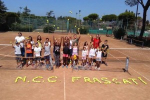 "Tennis – Tc New Country Club, la scuola tennis è ""Top"",  Molinari:  ""Un grande orgoglio"""