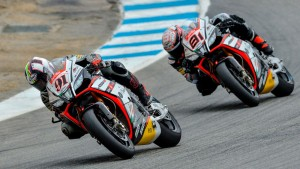 Sbk, Qatar: preview Aprilia