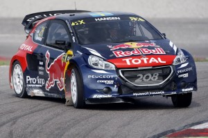 FIA WORLD RALLYCROSS CHAMPIONSHIP 2015 - FRANCIACORTA- ITALY WRX-17/10/2015 TO 18/10/2015 - PHOTO :  @World