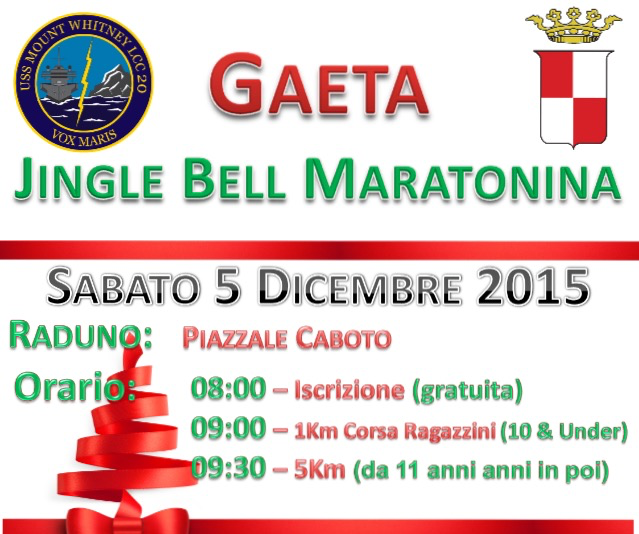 Jingle Bell Race
