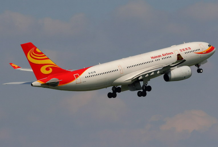 Hainan_Airlines_Airbus_A330-243_B-6118_Spijkers