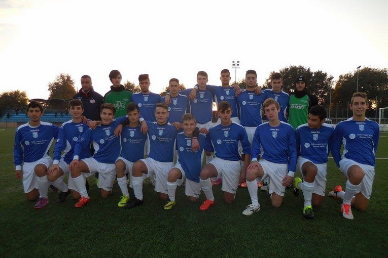 allievi regionali B albalonga