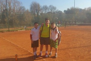 Tennis – Tc New Country Club, l'Under 12 vince la Coppa Gabbiani, l'Under 16-18 seconda
