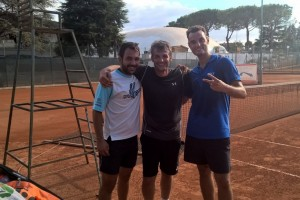 Tennis – Tc New Country Club Frascati, un 2015 davvero memorabile