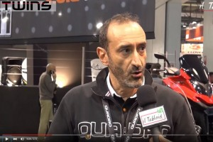 Mondo Motori – Le novità Quadro Vehicles all'Eicma 2015 con Marcello Colona
