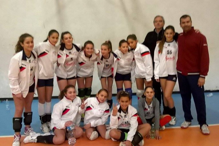 under 14 san nilo volley