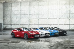 Arriva la Jaguar F-Type British Design Edition