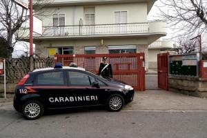 Valle Martella – Arrestato mentre tenta di introdursi all'interno dell'ufficio postale
