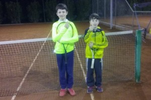 Tennis – Tc New Country Club, sei squadre giovanili battagliano nei campionati Csain