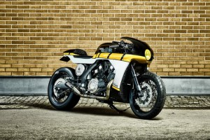 Nuova Yamaha Yard Built VMax CS 07 Gasoline By It Rocks!Bikes