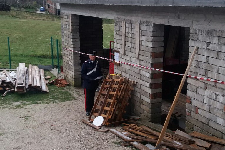 Foto nr.2 - Cantiere