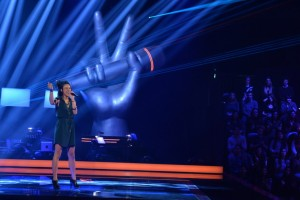 Frances Alina Ascione da Roma a The Voice of Italy