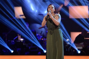 Roxane Ene, da Roma alle Blind Auditon di The Voice of Italy