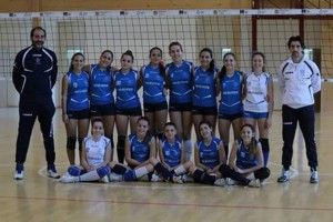 Pallavolo – Ssd Colonna volley, l'Under 16-18 di coach Olivetti ha iniziato i campionati di seconda fase