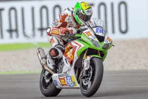 Europeo Supersport : il San Carlo Team Italia corre in casa
