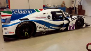 Villorba Corse Ligier JS P3 livery just completed
