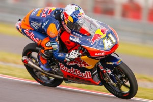 Moto3 – Binder, pole in Argentina