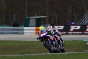 Stock1000 – Round 2, Assen il week end del Pata Yamaha Official Stock Team
