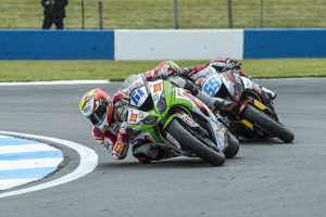 Europeo Supersport: 1° e 3° posto per il San Carlo Team Italia a Donington Park