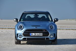La nuova MINI Clubman ALL4