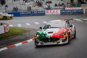 Villorba Corse muove la classifica dell'Europeo GT4 a Pau