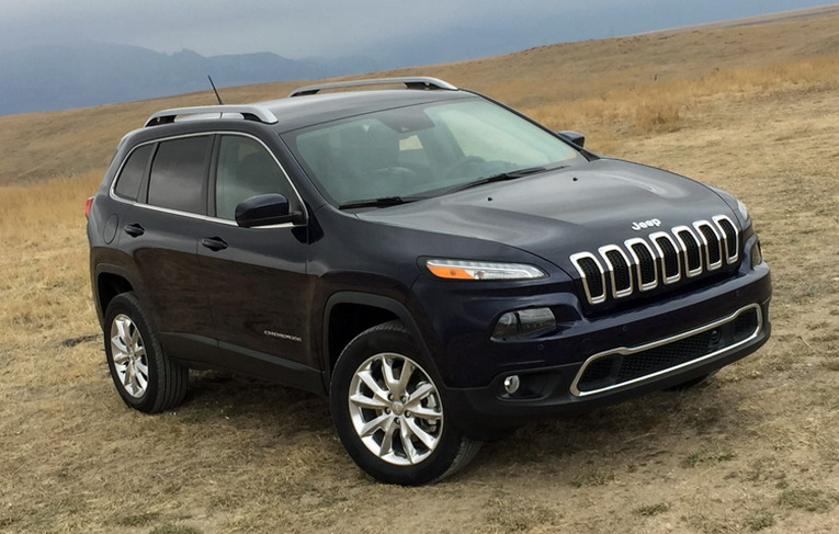 2015-Jeep-Cherokee-Front
