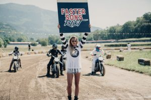 Yamaha protagonista di Wheels &Waves 2016 con la Faster Sons Riot