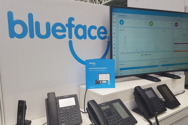 Blueface-UC-Expo-Display