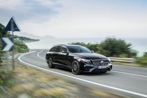 Nuova Mercedes-AMG E 43 4MATIC Station Wagon
